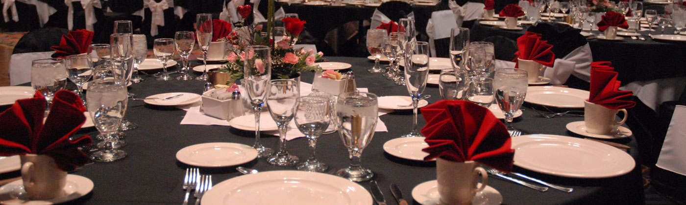 Request a proposal for your event