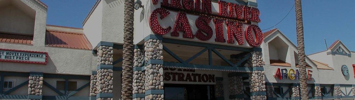 virgin river casino theater