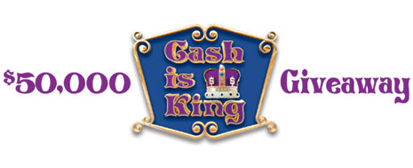 CASH IS KING GIVEAWAY