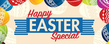 Easter Special Virgin River Cafe