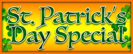 St. Patrick's Day Virgin River Cafe