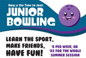 Junior Bowling League Kids Summer