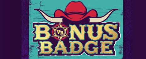 New Game <br />Bonus Badge