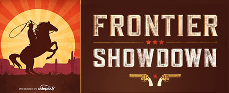 New Game <br />Frontier Showdown