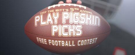 Play Pigskin Picks