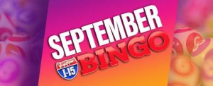 September Bingo Virgin River Casino