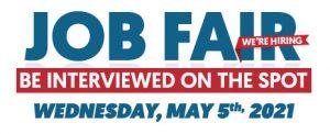 Job Fair May 5th 2021 Mesquite Gaming Virgin River