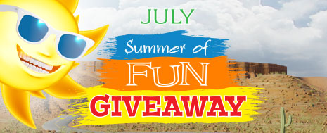 July Summer of Fun
