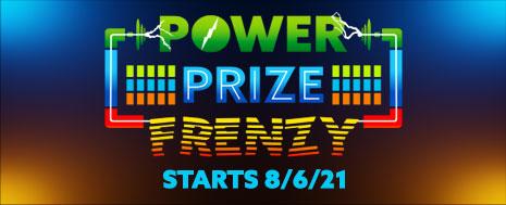 Power Prize Fenzy