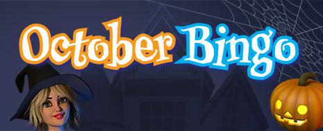 October Bingo